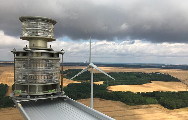 windfarm operation and maintenance - Velocita