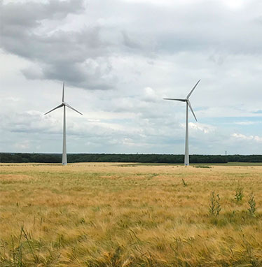 windfarm operation and maintenance - Velocita