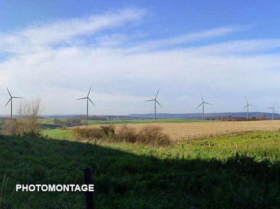 Parc éolien de Jura Nord