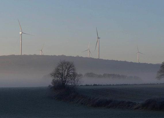 Parc éolien de Vaite-Bussières - Velocita