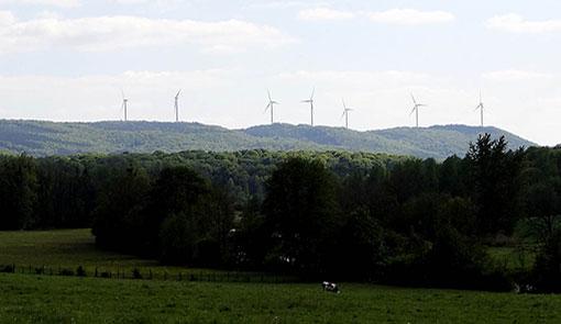 parc éolien de Vaite-Bussières