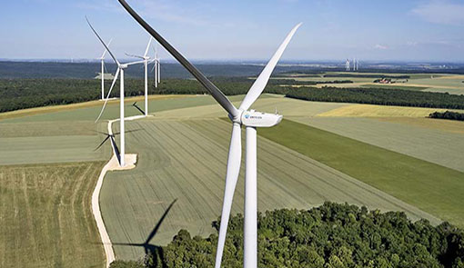 Velocita windfarm