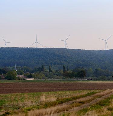Parc éolien Entre Tille et Venelle